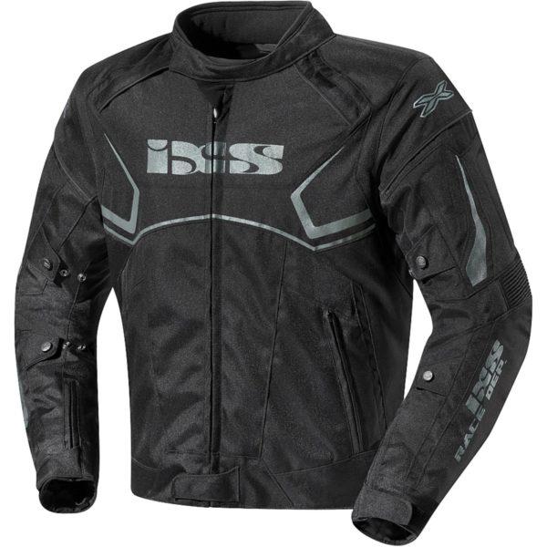 Куртка текстильная Activo  черная фото 1