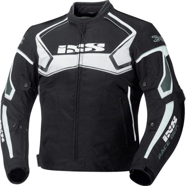 Куртка текстильная Activo  черно-белая фото 1
