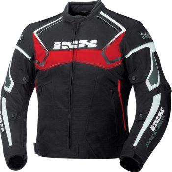 Куртка текстильная Activo  черно-красная фото 1