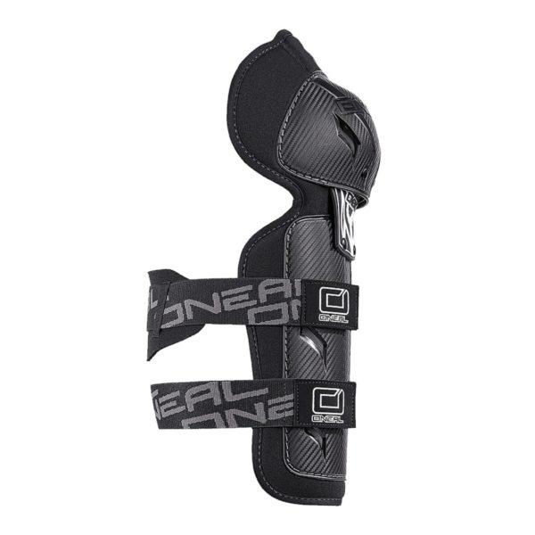 Наколенники Pro III черные фото 3