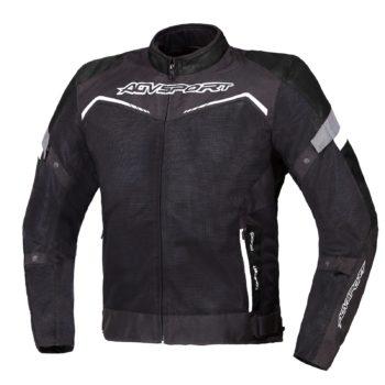Текстильная куртка Testilo черная фото 1
