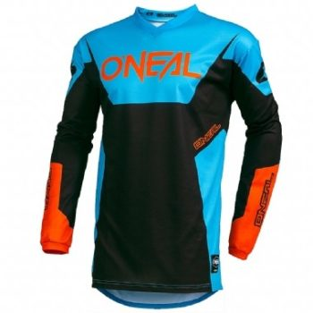 Джерси  ONEAL ELEMENT RACEWEAR синяя
