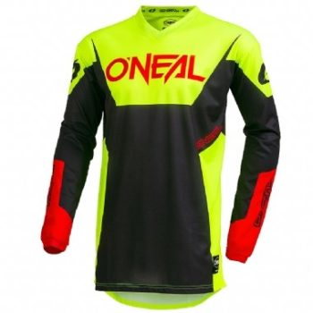 Джерси ONEAL ELEMENT RACEWEAR желтый неон