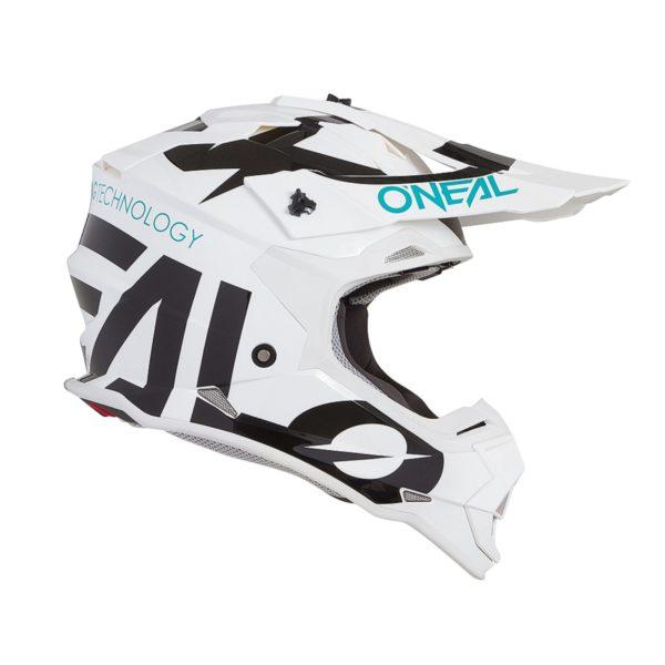 ONEAL Шлем кроссовый 2Series RL SLICK белый