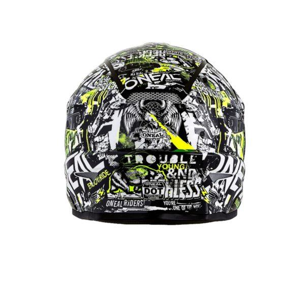 ONEAL Шлем кроссовый 3SERIES ATTACK