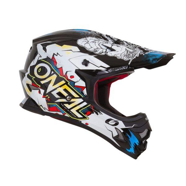 ONEAL Шлем кроссовый 3SERIES VILLAIN