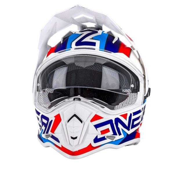 ONEAL Шлем кроссовый со стеклом Sierra II CIRCUIT