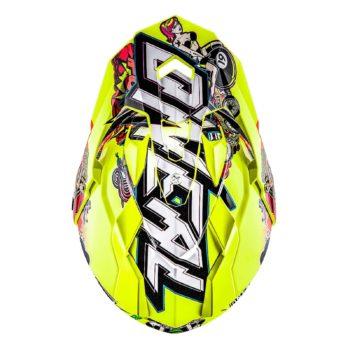 ONEAL Шлем кроссовый со стеклом Sierra II CRANK