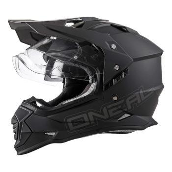 ONEAL Шлем кроссовый со стеклом Sierra II FLAT