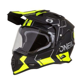 ONEAL Шлем кроссовый со стеклом Sierra II COMB