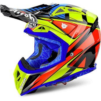 Airoch Шлем кроссовый Aviator 2.2 Double
