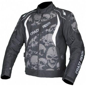 MOTEQ Куртка текстильная SKULL