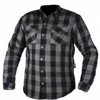 MOTEQ Куртка мужская c кевларом Bronco