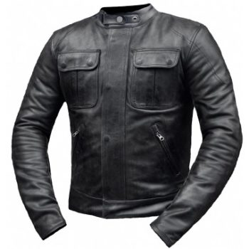 MOTEQ Кожаная куртка Gravity