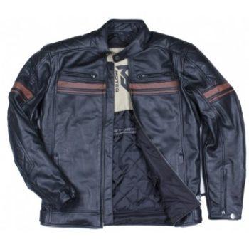 MOTEQ Кожаная куртка Challenger