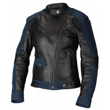 MOTEQ Кожаная женская куртка Teacher Jeans