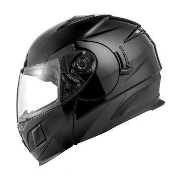 ZEUS Шлем модуляр ZS-3020 черный глянец