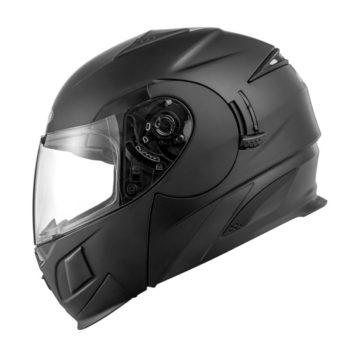 ZEUS Шлем модуляр ZS-3020 черный матовый