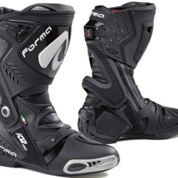 Forma Ботинки ICE PRO черные