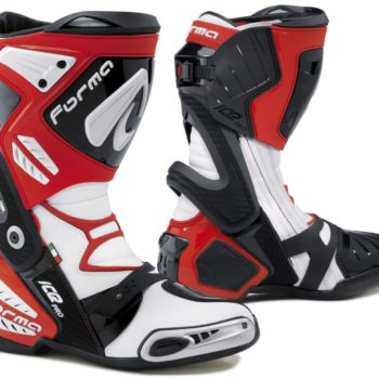 Forma Ботинки ICE PRO красные