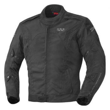 IXS Куртка текстильная Randell черно-белая