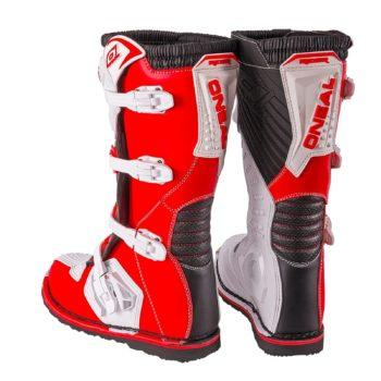 ONEAL Мотоботы кроссовые RIDER Boot красные