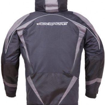 AGVSPORT Снегоходная куртка ARCTIC II,черная/серая