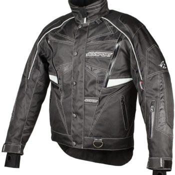 AGVSPORT Снегоходная куртка ARCTIC черная