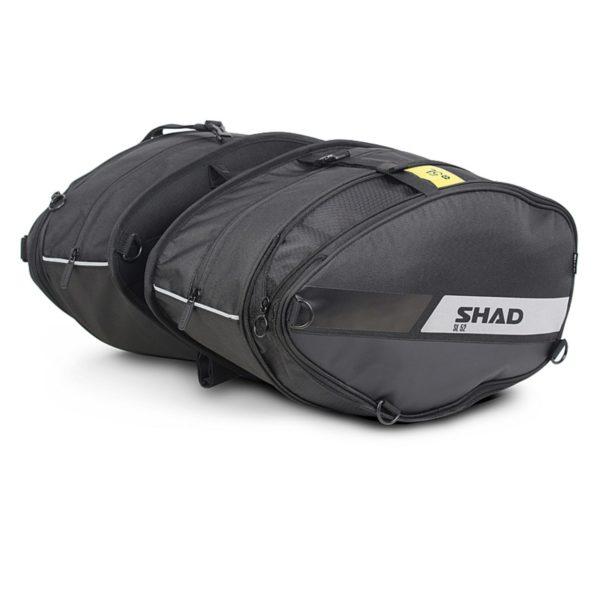SHAD Боковые текстильные кофры SL52 52л