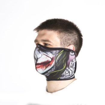 Неопреновая маска HYPERLOOK Bandit джокер