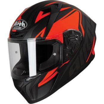 Airoh Шлем интеграл Valor Impact черно-оранжевый