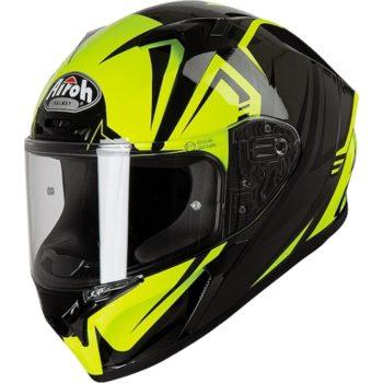Airoh Шлем интеграл Valor Raptor черно-желтый
