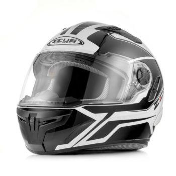 ZEUS Шлем интеграл ZS-813A черно-белый